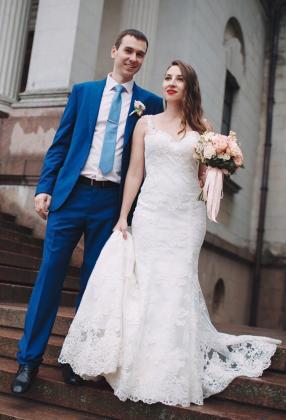 Свадебное платье Maria Dubois