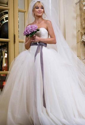 """Свадебное платье """"Война невест"""""""