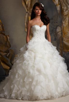 Свадебное платье Mori Lee 5116