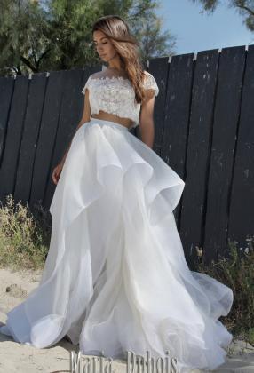 Эксклюзивное свадебное платье трансформер
