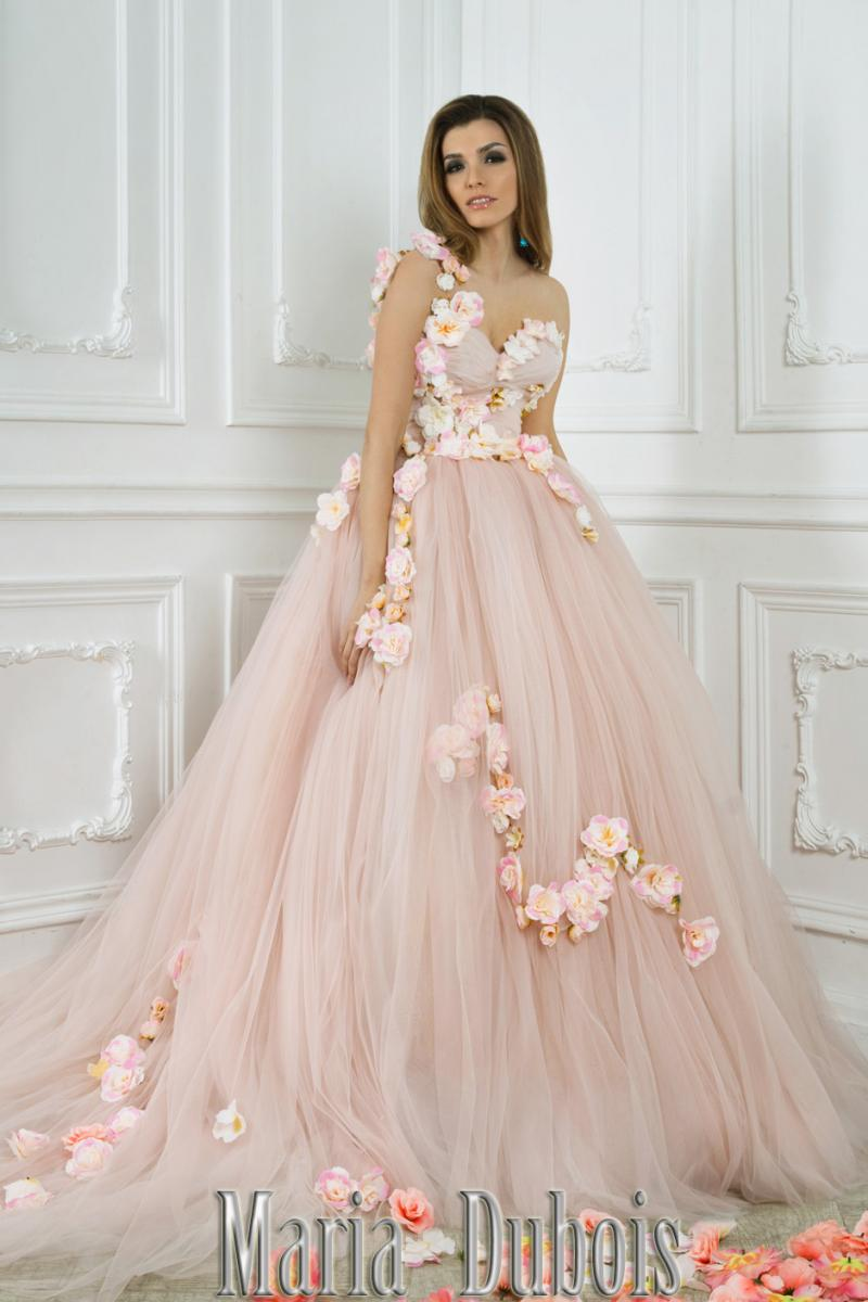 Свадебные платья цветные цены